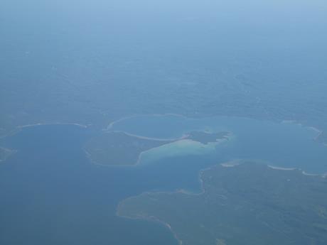 vol au-dessus des grands lacs