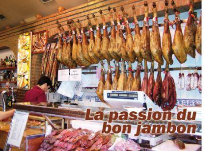 La passion du jambon selon la douce moitié de Fabulous Fabs