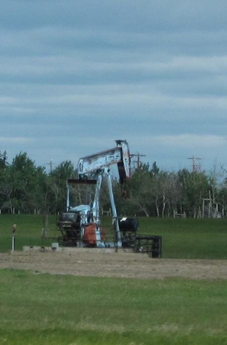 On est bien en Alberta, aucun doute!