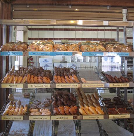 Saviez-vous qu'on peut écrire soit donut soit daughnut?