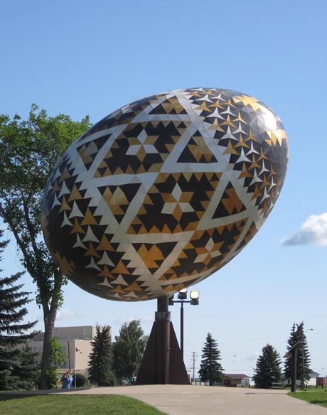 voilà ZE egg!