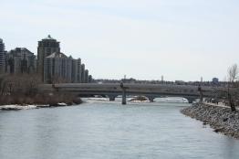 La Bow River