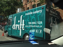 Drift food truck