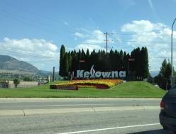 Enfin à Kelowna!