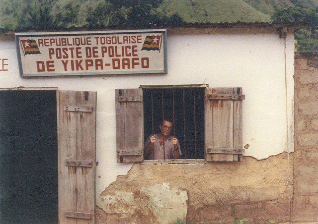 Petit probléme à la frontiére TOGO/ GHANA lors d'un coup d'état  sur LOME