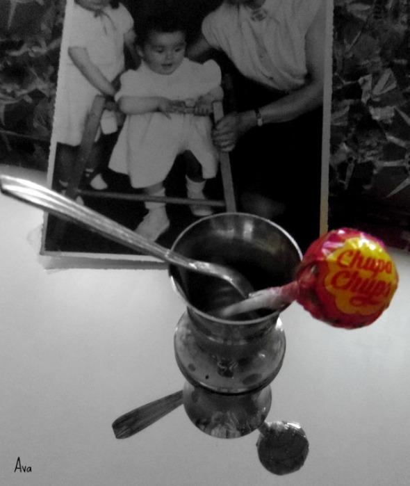 ava et son enfance