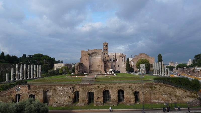 Temple Venus Rome