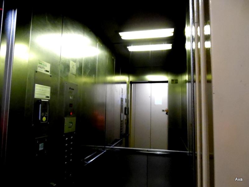 cet ascenseur qui trouble mon sommeil
