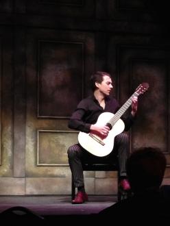Chouette concert de Thibault Cauvin.